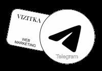 Telegram визитка